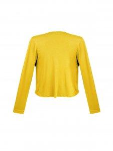 Blusa Mariah Amarelo Real -4