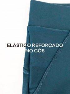 Shorts Jeans Julia Claro -17