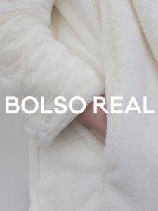 Casaco Fake Fur Off -5