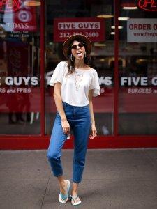 Calça Mom Jeans Clássica -6