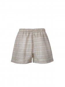 Pijama Curto Areia-4