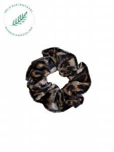 Scrunchie Estampa Animal Print-1