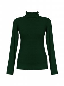 Blusa Fabiana Verde Militar-1