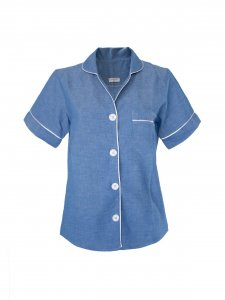 Pijama Curto Azul-2