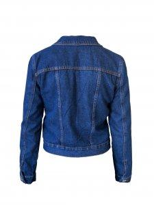 Jaqueta Jeans Escura -3