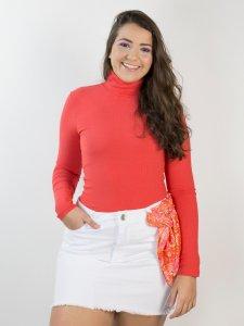 Blusa Fabiana Vermelho Tomate-1