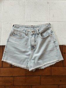 Shorts Jeans Julia Claro -23