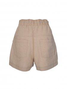 Shorts Marfim-4