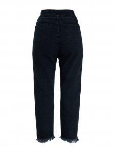 Calça Jeans Raíssa Black -2