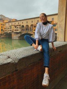 Calça Mom Jeans Clássica -2