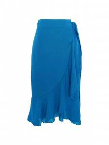 Saia Envelope Azul -2