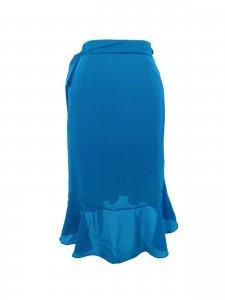 Saia Envelope Azul -4