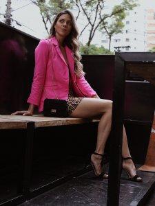 Blazer Bella Pink -5