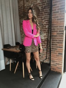 Blazer Bella Pink -7