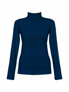 Blusa Fabiana Azul Profundo -1