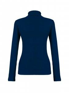 Blusa Fabiana Azul Profundo -2