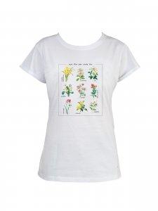 T-shirt Botânica -2