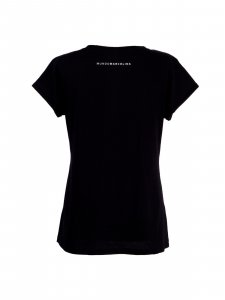 T-shirt Mangia Bene Preta -2