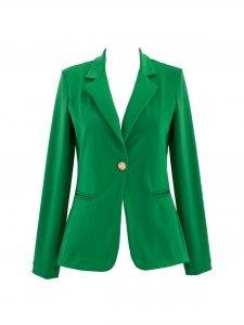 Blazer Bella Verde Bandeira -2