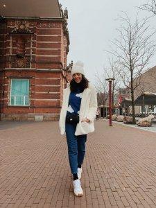 Calça Mom Jeans Clássica -4