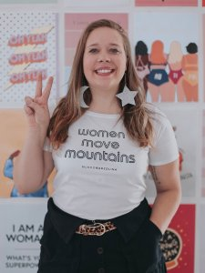 T-shirt Women Branca -8