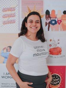 T-shirt Women Branca -9