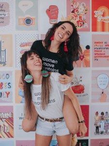 T-shirt Women Branca -6