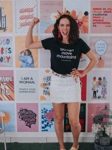 T-shirt Women Preta -16