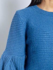 Tricô Catarina Azul-4
